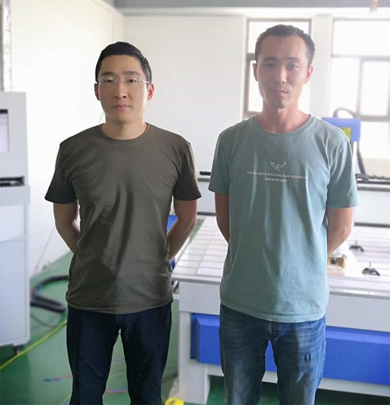 Hefei, Anhui 1325 woodworking carving machine