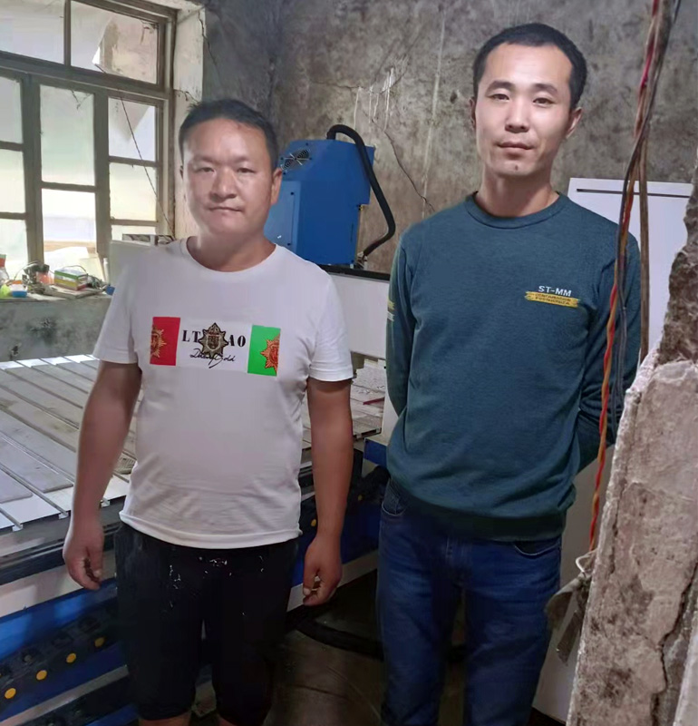 贵州1325木工雕刻机(图1)