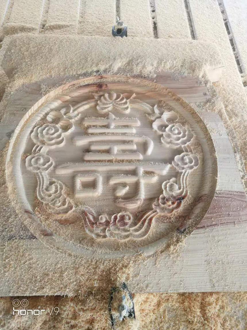 陕西汉中1825木工雕刻机(图6)